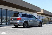 2017 Selenite Gray Metallic Mercedes-Benz GLS550 4Matic