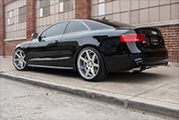 2013 Phantom Black Pearl Effect Audi S5